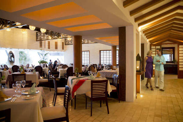 Restaurant - Kore Tulum Retreat and Spa Resort Hotel